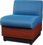 HPFI 7400 Modular L Series Lounge Chair 60+ Fabric Options Available (HPFI-7401)