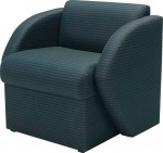 HPFI Steps Series Lounge Chair 60+ Fabric Options Available
