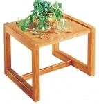 HPFI 7500 Series End Table Hardwood Veneer Top (HPFI-7523)