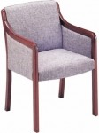 HPFI Popular Series Side Panel Arm Chair 60+ Fabric Options Available (HPFI-9128)
