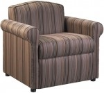 HPFI Natalie Series Club Chair 60+ Fabric Options Available (HPFI-9641)