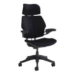 Humanscale Freedom Chair with Headrest - Quick Ship