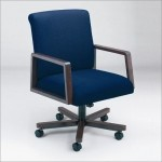 Lesro Bristol Series Low Back Computer Chair w/ Manual Seat Height Adjustment (LS-B1501X7)