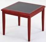 Lesro Brewster Series Corner Reception Table