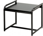 Lesro Sheffield Series Corner Table w/ Melamine Tops (LS-S1380T3)