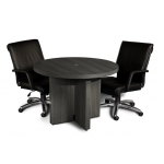 "Mayline Aberdeen Series 42"" Round Conference Table (MAY-ACTR42)"