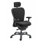 Nightingale CXO Mid Back Mesh Office Chair With Headrest (NG-6200D)