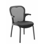 Nightingale GXO Guest Side Chair With 4 Post Base (NG-6301)