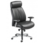 Nightingale Presider High Back Executive Office Chiar With Built-In Headrest