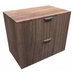 OS Laminate Series Two Drawer Lateral File