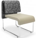OFM Uno Series Guest Chair w/ Flexible Back 8 Color Options