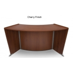 OFM Single Marque ADA Reception Station Three Color Combinations Available (OFM-55490)