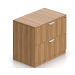 Offices To Go 2 Drawer Lateral File w/ Security Lock