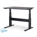 #1 Best Seller! The NewHeights� Electric Sit to Stand Desk w/ Push Button Height Adjustment (RA-24XXNHWTF) **Made in the USA**