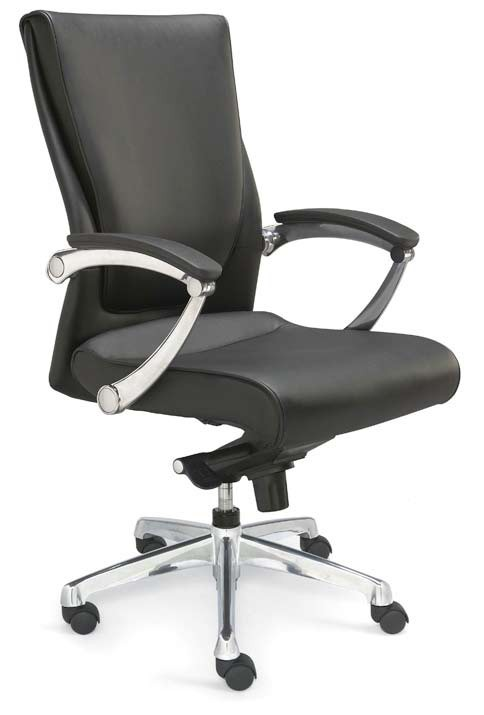 Valo Luxo Leather Executive Office Chair by Dauphin