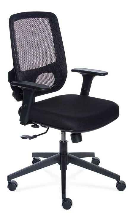 Valo Sync Mesh Back Task Chair by Dauphin