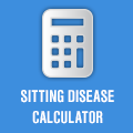 Sitting Disease Health Calculator