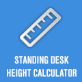 Standing Desk Height Calculator