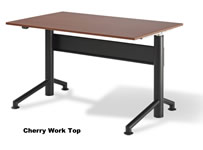 VertDesk Cherry Top