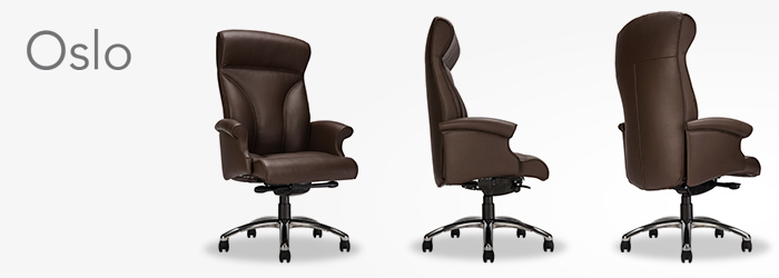via office chairs. Oslo Executive Office Chair Via Chairs