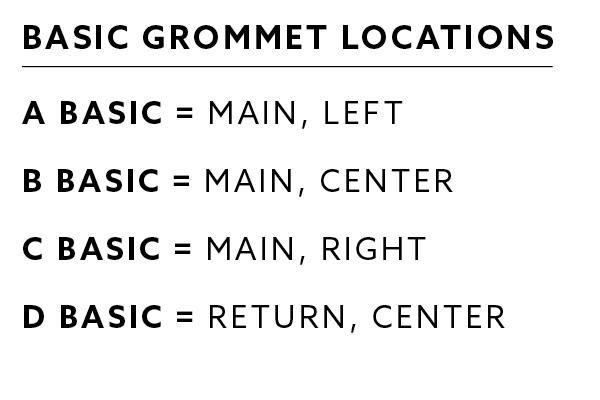 Grommet Basic Key