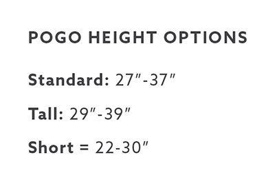 Pogo Height Key