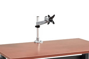 Single Basic Monitor Arm