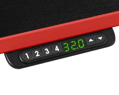 Vertdesk Programmable Button