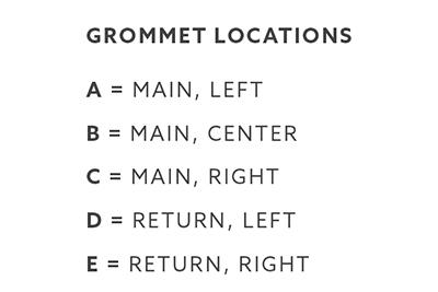 VertDesk Grommet Key